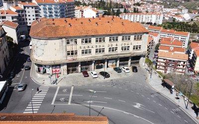 Edifício Garagem de São João, Covilhã